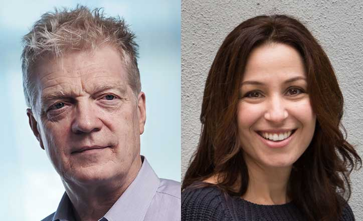 Keynotes Sir Ken Robinson and Manoush Zomorodi